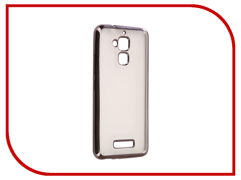 Аксессуар Чехол ASUS ZenFone 3 Max ZC520TL Svekla Flash Silicone Black SVF-ASZC520TL-BL аксессуар чехол asus zenfone 3 max zc520tl with love moscow silicone coffee 5841