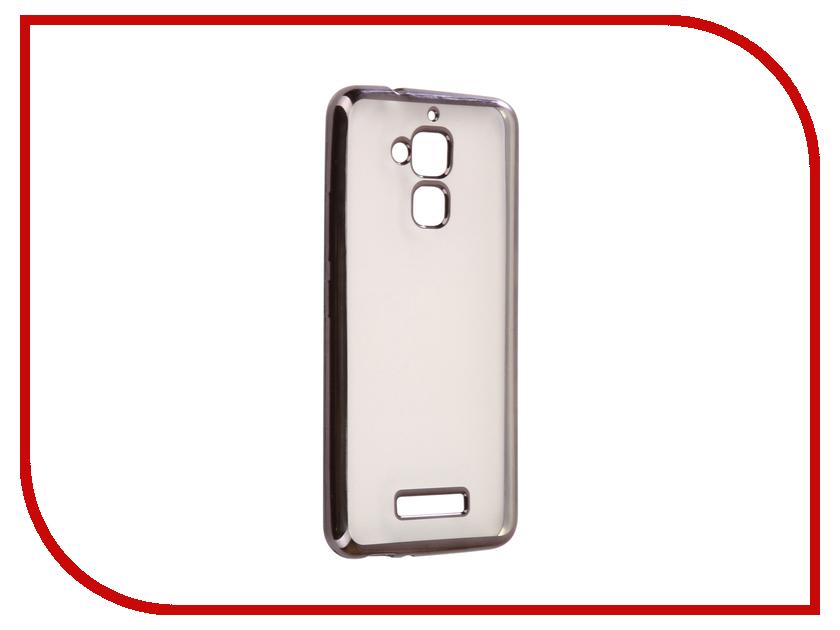 Аксессуар Чехол ASUS ZenFone 3 Max ZC520TL Svekla Flash Silicone Black SVF-ASZC520TL-BL аксессуар чехол asus zenfone 4 max zc520kl neypo soft touch black st3325
