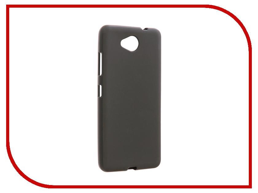 Аксессуар Чехол HTC Desire 650 Svekla Flash Silicone Black SV-HTD650-BL