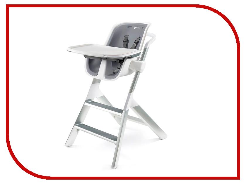 Стул 4moms High Chair White-Grey 4moms магнитная посуда