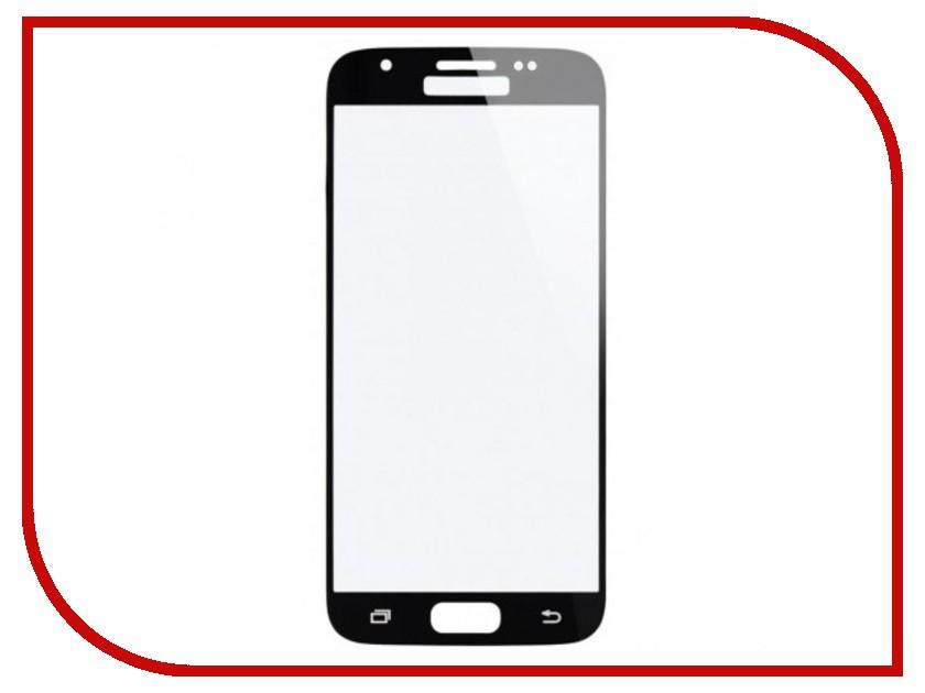Аксессуар Защитное стекло Samsung J3 2017 BoraSCO Full Cover Black аксессуар защитное стекло meizu u10 borasco 0 2mm