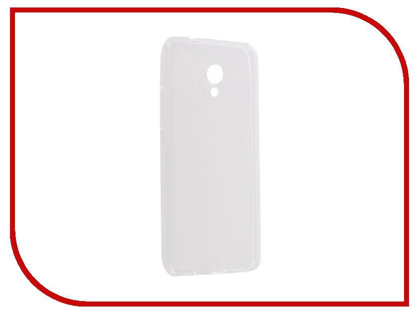Аксессуар Чехол Meizu M5S BoraSCO borasco borasco artworks для apple iphone 7 gymo