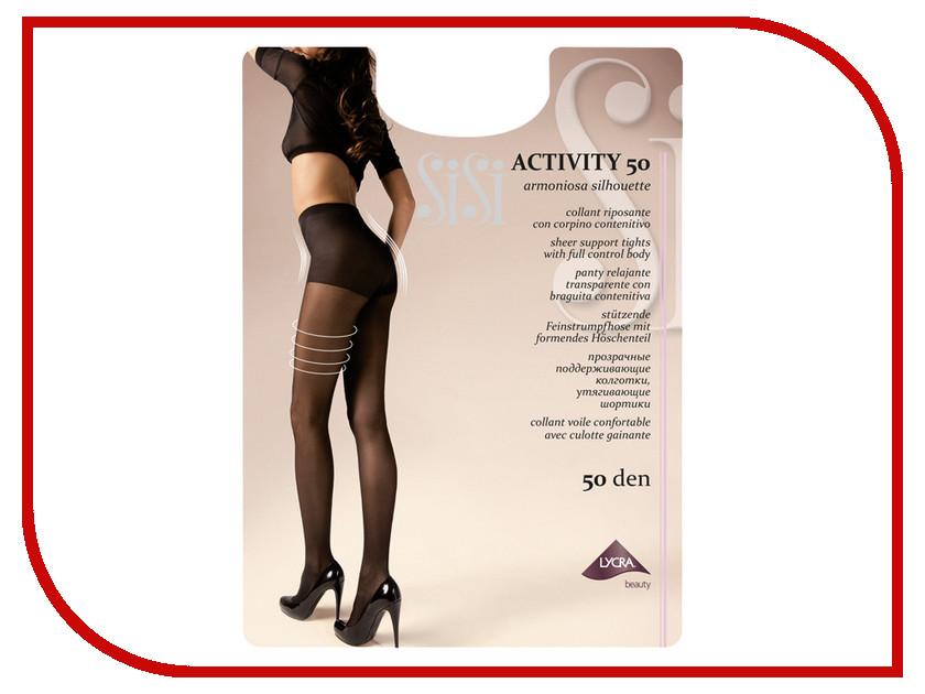 Колготки SiSi Activity размер 2 плотность 50 Den Daino activity book forward 2 класс