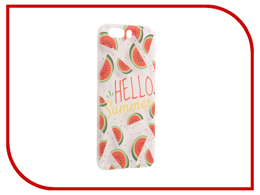 Аксессуар Чехол Huawei P10 With Love. Moscow Silicone Hello Summer 6403 аксессуар чехол samsung galaxy a7 2017 with love moscow silicone lips 5080