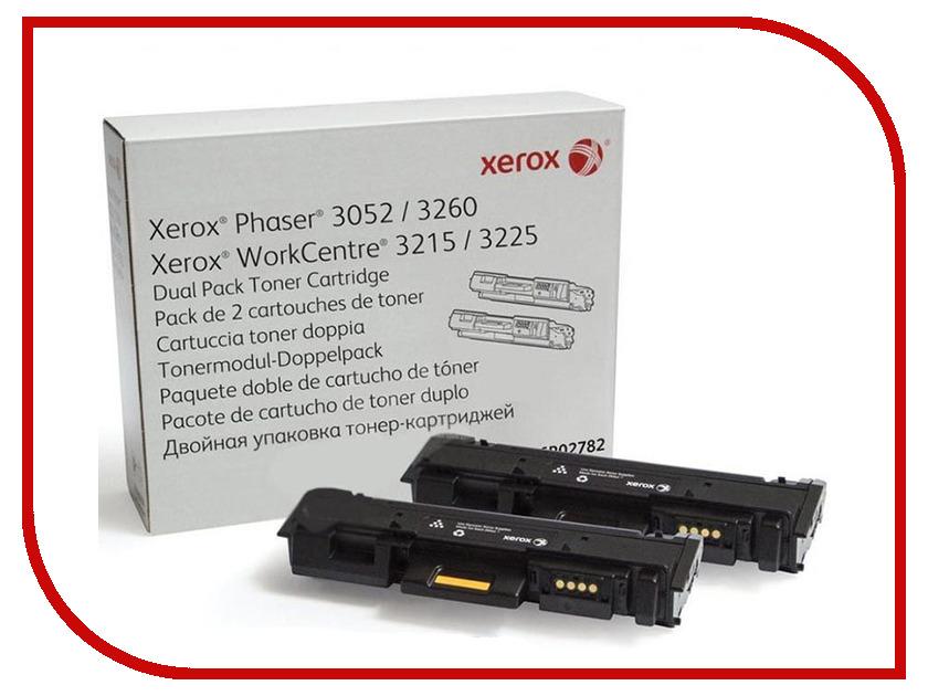 Картридж Xerox 106R02782 для WorkCentre 3215/3225/Phaser 3215/3260 картридж nv print 106r02782 black для phaser 3052 3260 wc 3215 3225 6000k 2шт