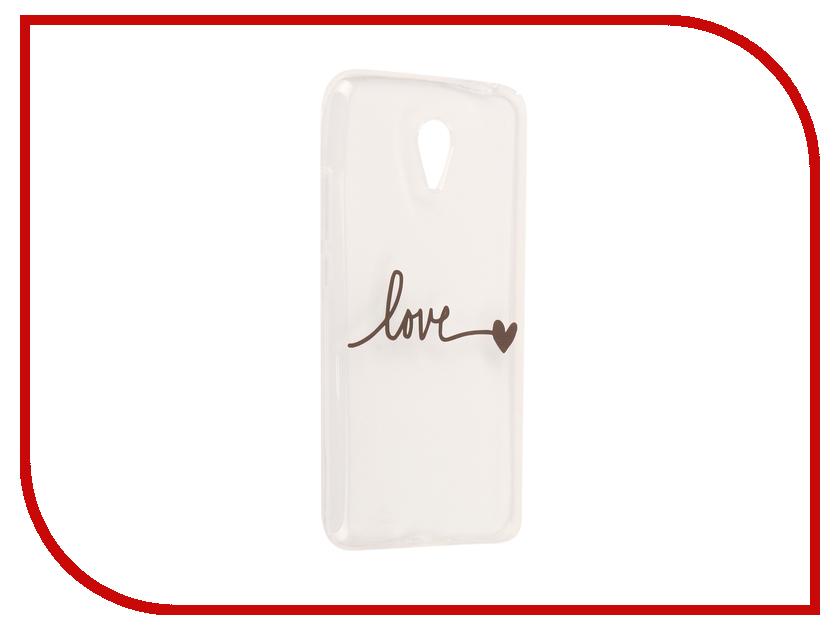 аксессуар чехол meizu m3 note with love moscow black 10233 Аксессуар Чехол Meizu M3 Note With Love. Moscow Silicone Love 6520
