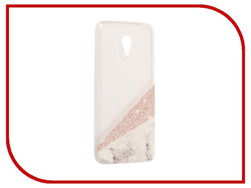 Аксессуар Чехол Meizu M3 Note With Love. Moscow Silicone Marble 6553 чехлы для телефонов with love moscow силиконовый дизайнерский чехол для meizu m3s перья