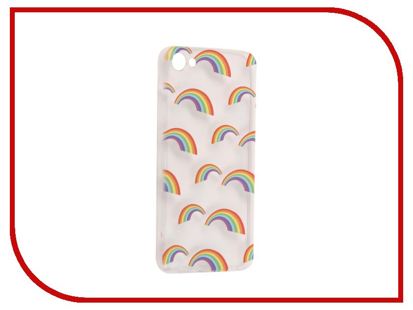 Аксессуар Чехол Meizu U10 With Love. Moscow Silicone Rainbow 6838 чехлы для телефонов with love moscow силиконовый дизайнерский чехол для meizu m3s перья