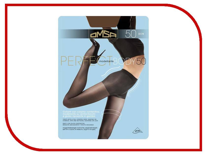 Колготки OMSA Perfect Body размер 5 плотность 50 Den Daino