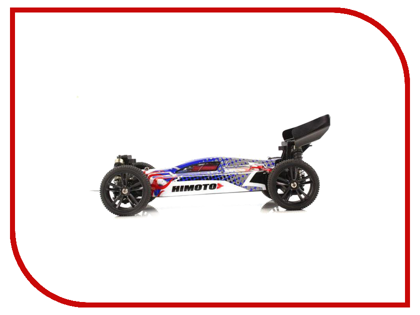 Игрушка Himoto Tanto E10XBL Blue-Red игрушка himoto centro e18xtl green