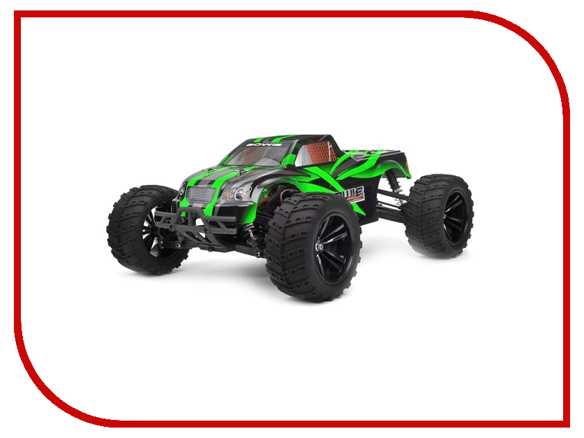 Игрушка Himoto Bowie E10MTL Green himoto bowie brushless 4wd 2 4ghz
