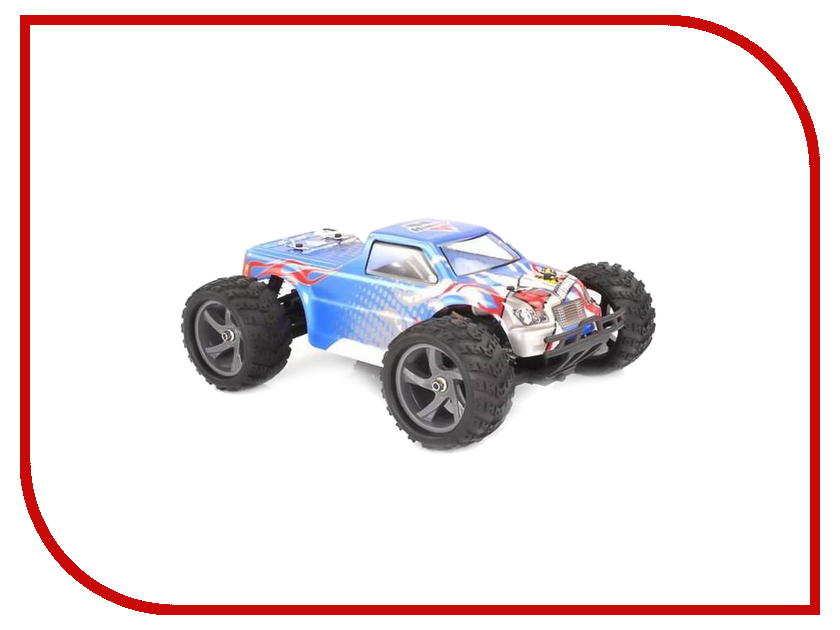 Игрушка Himoto Bowie E10MTL Blue-Red-White himoto bowie brushless 4wd 2 4ghz