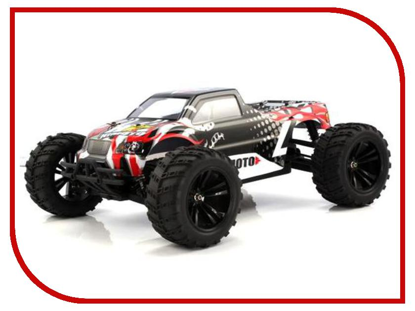Игрушка Himoto Road Warrior E10BP Red