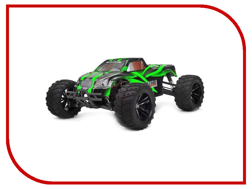 Игрушка Himoto Bowie E10MT Green himoto bowie brushless 4wd 2 4ghz