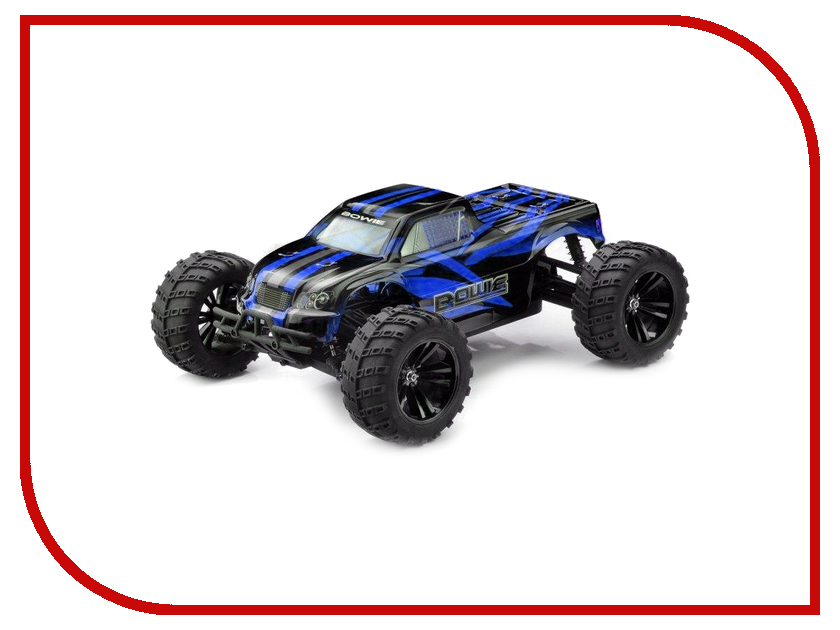 Игрушка Himoto Bowie E10MT Blue himoto bowie brushless 4wd 2 4ghz