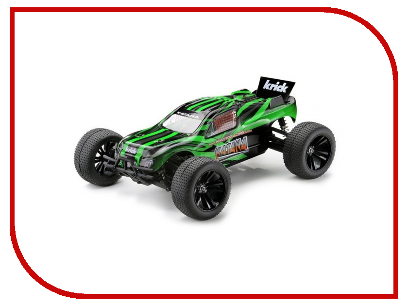 Игрушка Himoto Katana E10XTL Green игрушка himoto centro e18xtl green