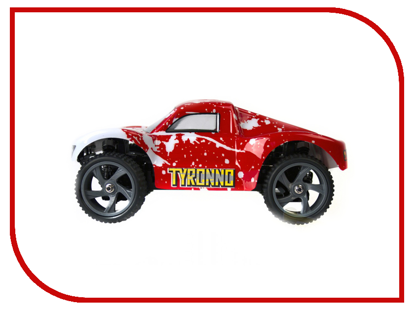 Игрушка Himoto Tyronno E18SC Red himoto tyronno brushless 4wd 2 4ghz