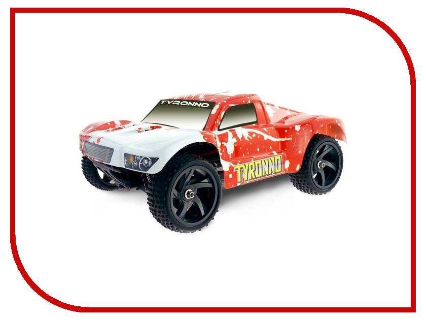 Игрушка Himoto Tyronno E18SCL Red himoto tyronno brushless 4wd 2 4ghz