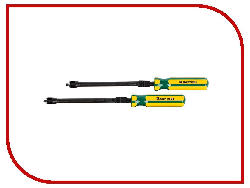 Отвертка Kraftool Expert 26173-H2 отвертка kraftool expert sl 2 5x60мм