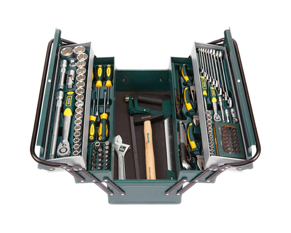 Набор инструмента Kraftool Industrie 27978-H131