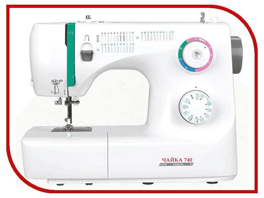 Швейная машинка Chayka 740