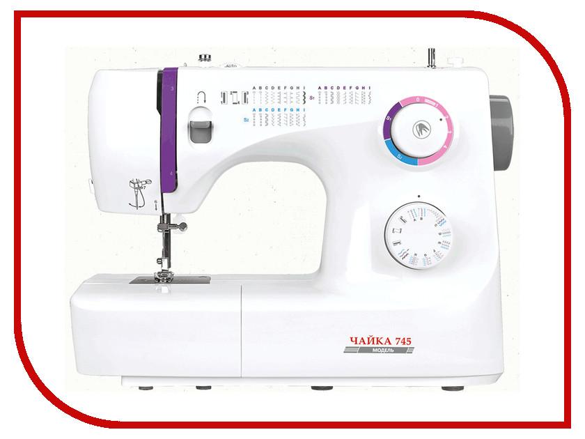 Швейная машинка Chayka 745 швейная машинка astralux 7350 pro series вышивальный блок ems700