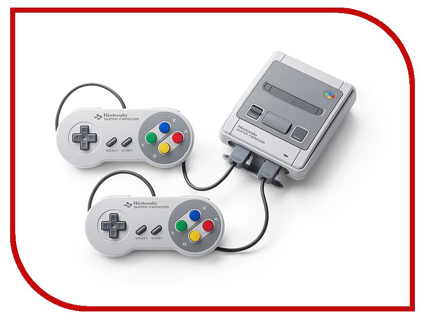 Игровая приставка Nintendo SNES Classic Mini игровая приставка sony playstation classic
