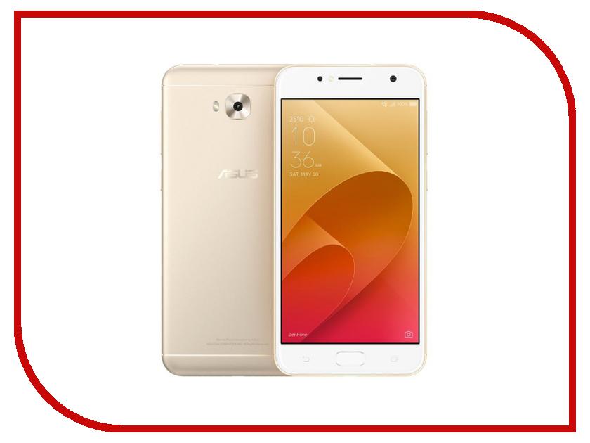 Сотовый телефон ASUS ZenFone Live ZB553KL 16Gb Gold сотовый