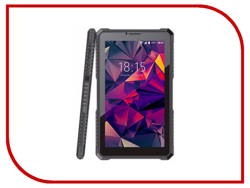 Планшет BQ BQ-7082G Armor Print4 (Spreadtrum SC7731c 1.2 GHz/1024Mb/8Gb/Wi-Fi/3G/Bluetooth/GPS/Cam/7.0/1024x600/Android) планшет dexp ursus 7mv4 3g black 0807193 spreadtrum 5735 1 2 ghz 1024mb 8gb wi fi 3g bluetooth gps cam 7 0 1024x600 android