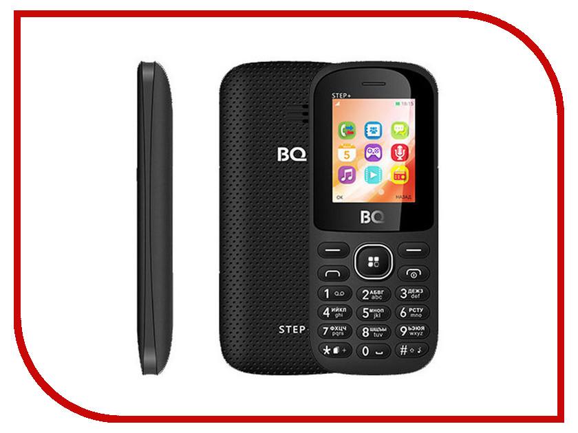 Сотовый телефон BQ 1807 Step+ Black сотовый телефон senseit t100 black