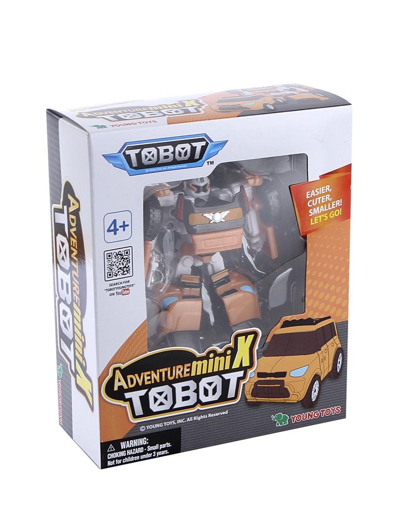 Робот Young Toys Tobot Мини X Приключения 301044