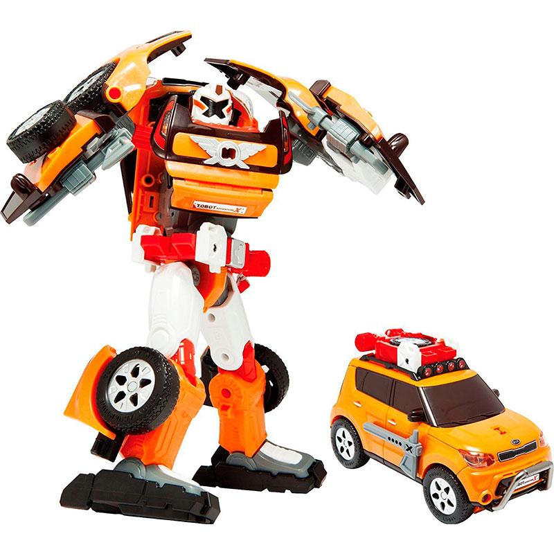 Робот Young Toys Tobot X Приключения 301031