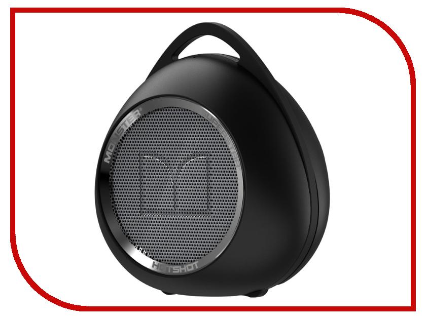 Колонка Monster SuperStar HotShot Portable Bluetooth Black with Black Platinum 129288-00 jack slater monster investigator