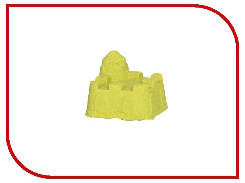 Набор для лепки 1Toy Фантастический песок Yellow 500g Т10257