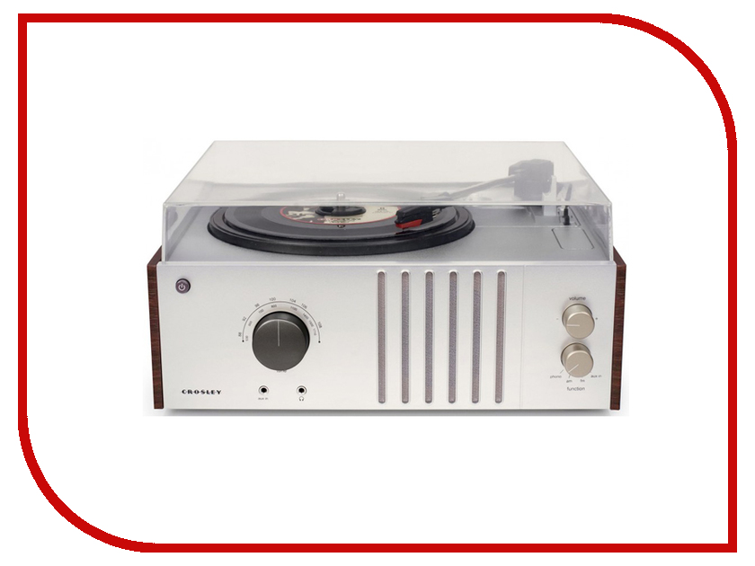 Проигрыватель Crosley Player FM-AM CR6017A-MA