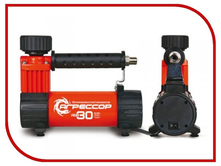 Подробнее о Компрессор Агрессор AGR-30 агрессор компрессор автомобильный агрессор agr 30
