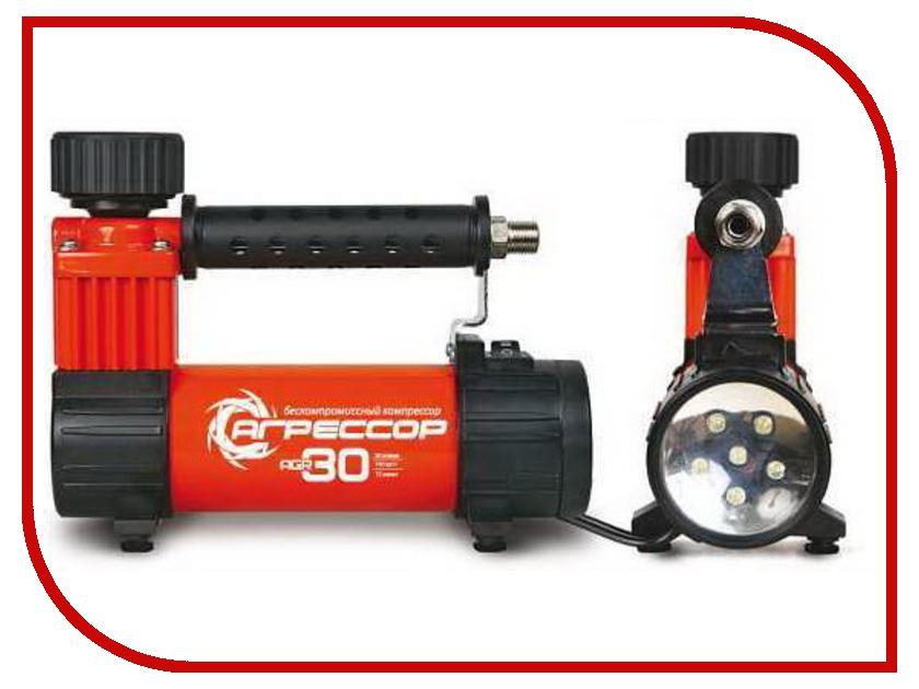 Компрессор Агрессор AGR-30L 20 6mm impeller water flow sensor fluid flowmeter switch counter 1 30l min meter