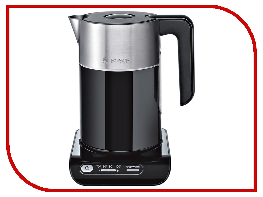 Чайник Bosch TWK 8613 rainford rbн 8613 b black