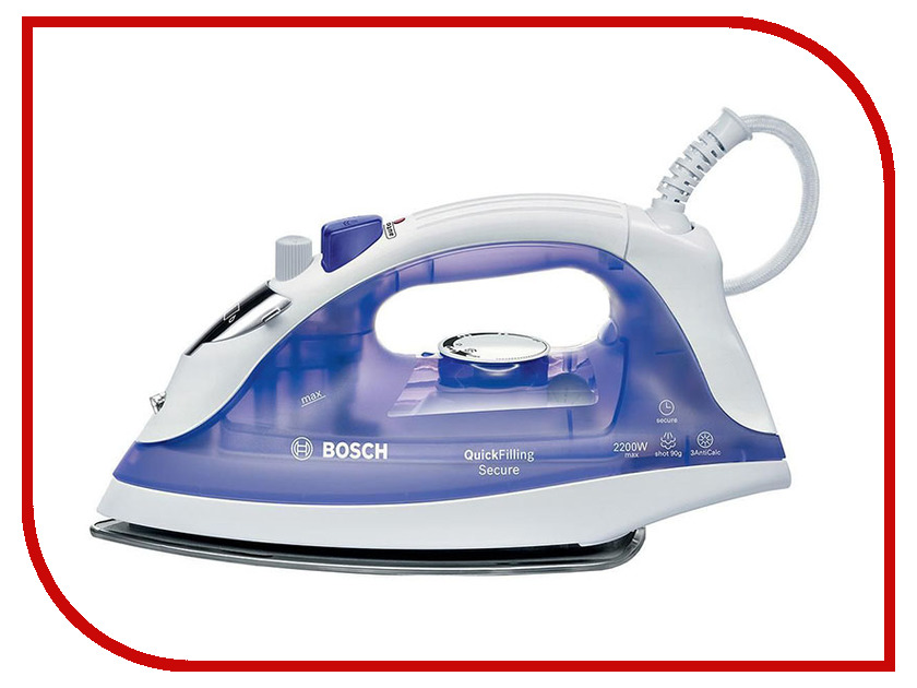 Утюг Bosch TDA 2377 утюг bosch tda 2610