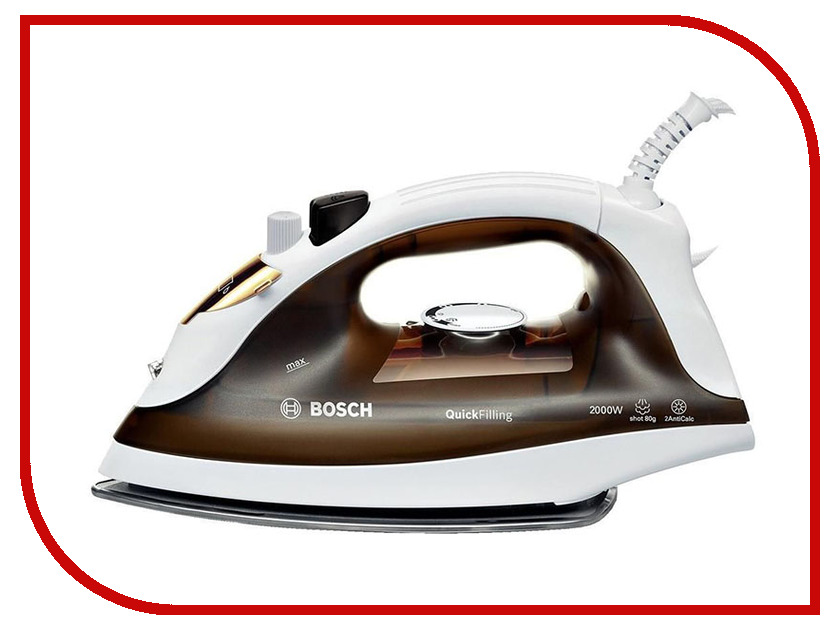 Утюг Bosch TDA 2360 Brown<br>