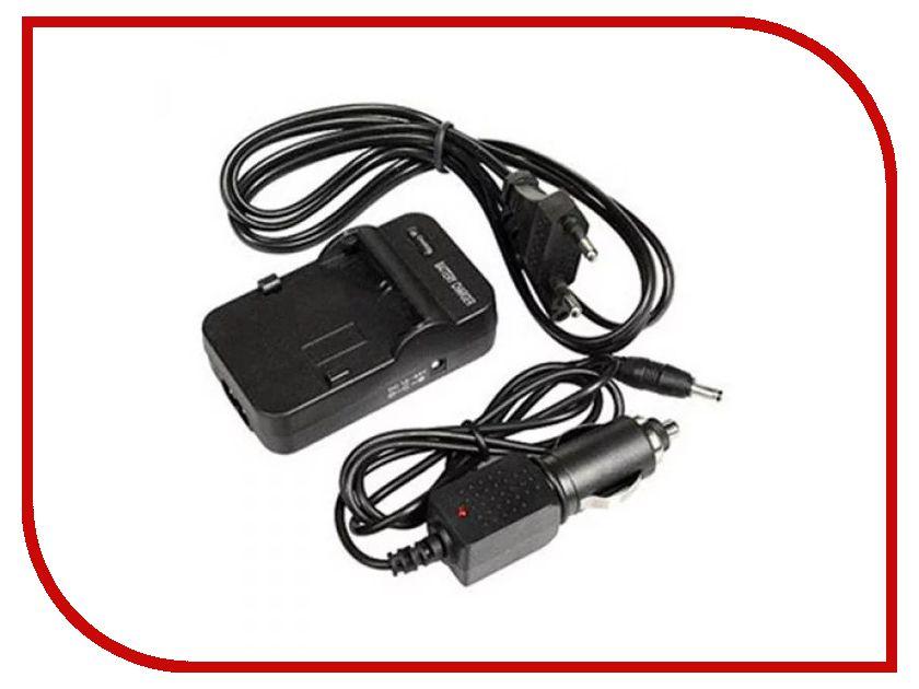 Зарядное устройство AcmePower AP CH-P1640 for Canon LP-E10 (Авто+сетевой) зарядное устройство для аккумуляторов acmepower ch p1615 для canon