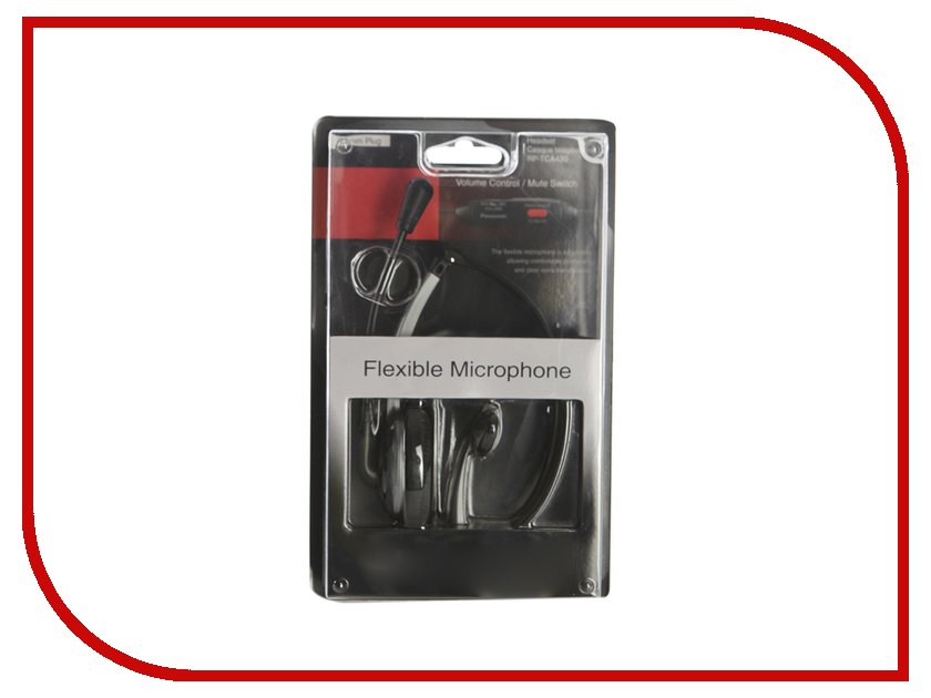 Panasonic RP-TCA430E-S стоимость