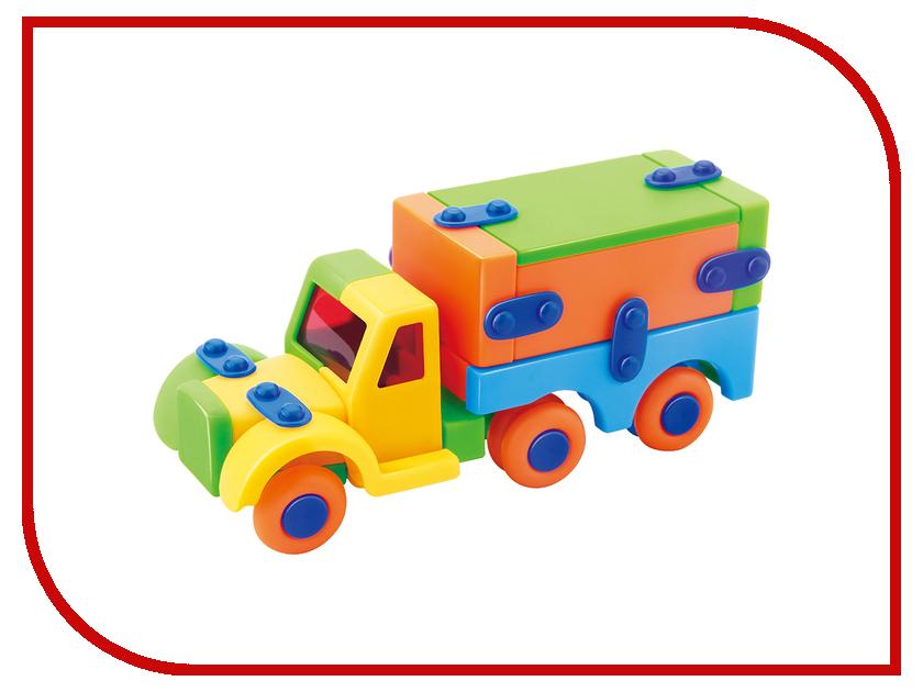 Конструктор 1Toy Фургон 51 дет. Т59942