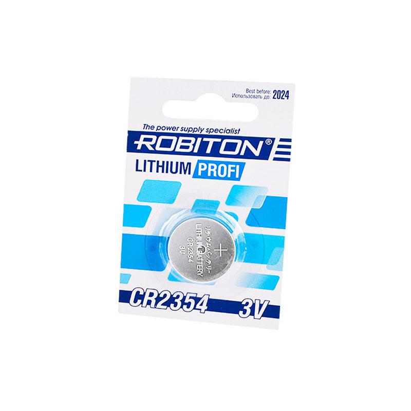 Батарейка CR2354 - Robiton Profi R-CR2354-BL1 14631