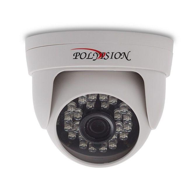 AHD камера Polyvision PD1-A2-B2.8 v.2.3.2 ahd камера polyvision pd1 a2 b3 6 v 2 3 2