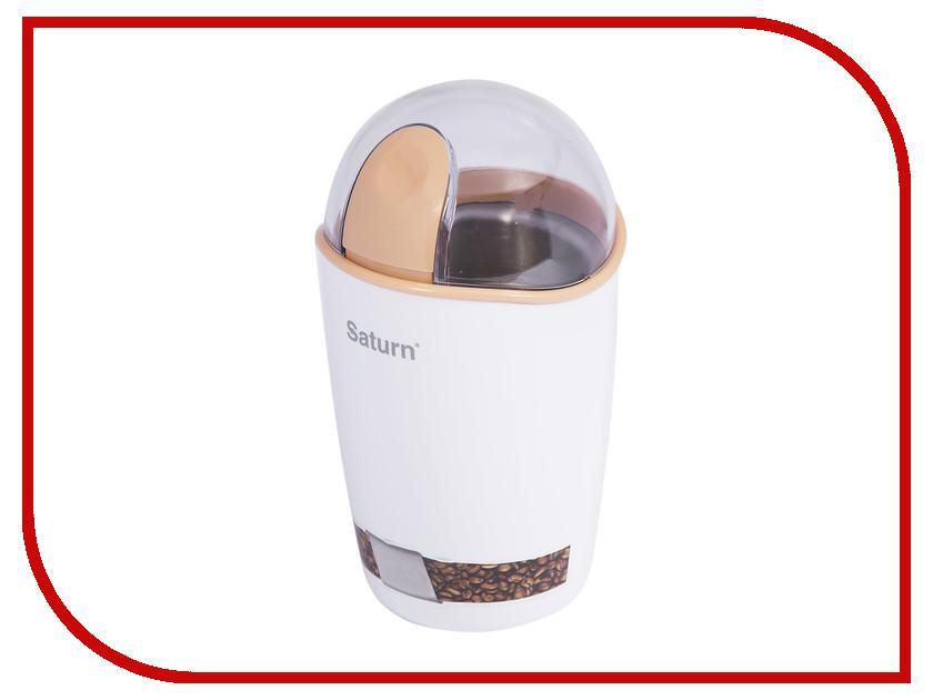 Кофемолка Saturn ST-CM0176 White кофемолка микма ип 33 white moray