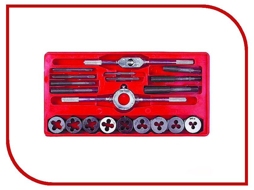 Набор метчиков и плашек Hobbi 35-9-420 алюминиевый уровень hobbi red 17 1 006