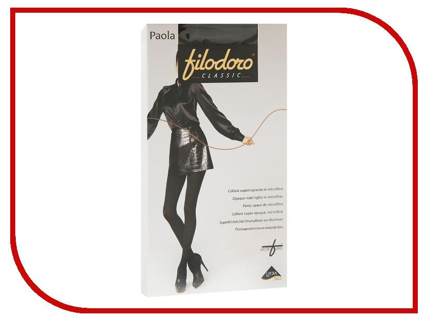 Колготки Filodoro Paola размер 2 плотность 100 Den Nero колготки filodoro delia размер 4 плотность 15 den nero