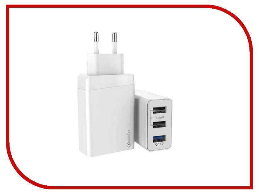 Зарядное устройство ACD ACD-Q303-X3W 3xUSB firman acd 100 500