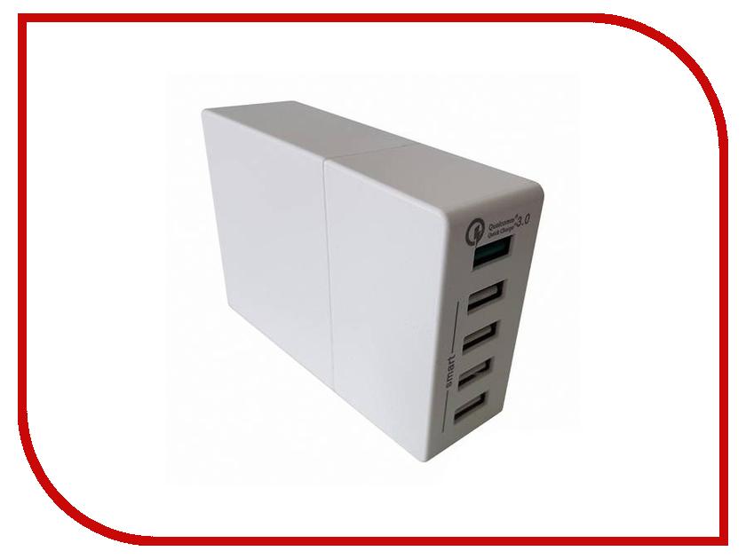 Аксессуар Зарядное устройство ACD ACD-Q525-X3W 5xUSB